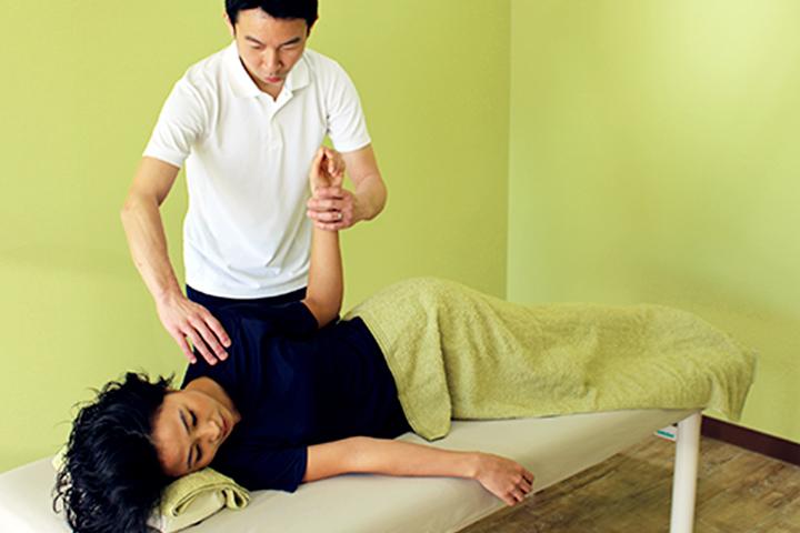 捻挫、肉離れ、打撲など整骨院やトレーナーの専門分野