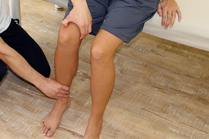 筋肉や腱など組織の癒着へのアプローチ