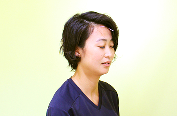 頭部へのアプローチで関節痛・自律神経などの各疾患に